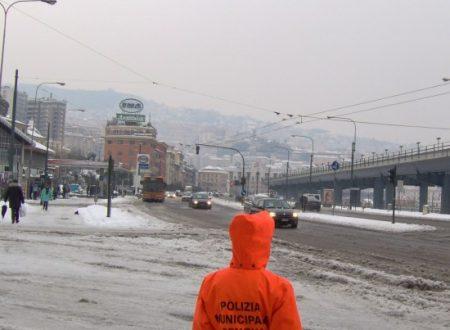 Nevica… a Genova