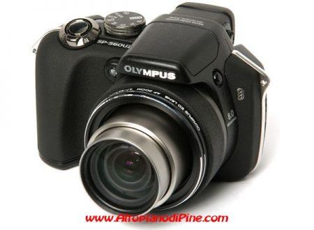 Nuova macchina fotografica Olympus