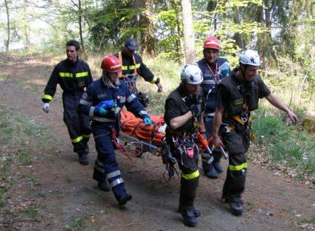 Esercitazione di soccorso