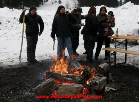 1° Raduno Invernale Warrios