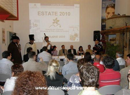 Presentazione estate pinetana 2010