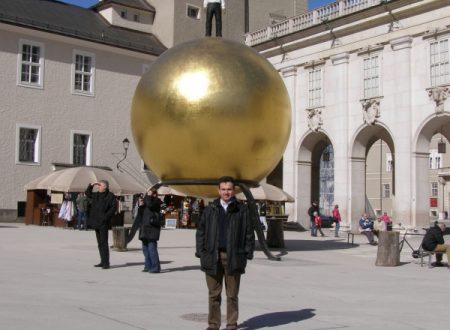 Tappa a Salisburgo e ritorno in Italia
