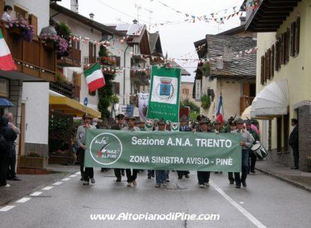 80 gruppo Alpini Baselga