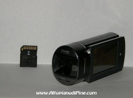Nuova telecamera