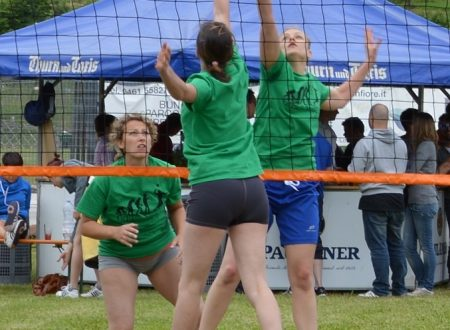 Green Volley Piné 2013