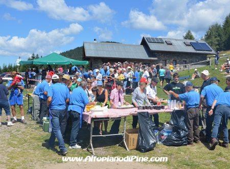 Festa famiglie al Rifugio Pontara