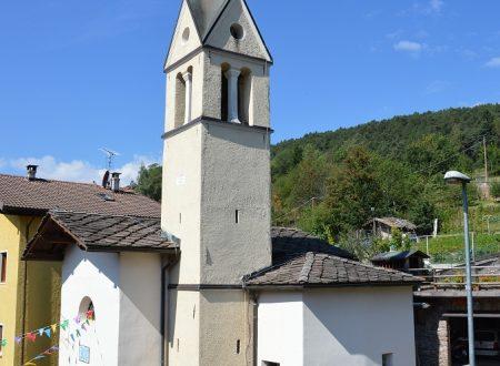 300 anni chiesa Ricaldo