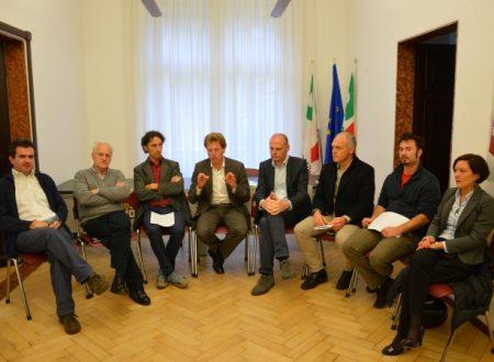 Conferenza stampa amministratori locali candidati PD
