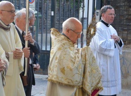 Una sera a Trento tra preti e miss