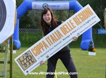 ArcherLampo alla Coppa Italia delle Regioni di Tiro con l'arco