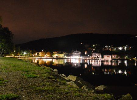 Una sera di settembre a Piné