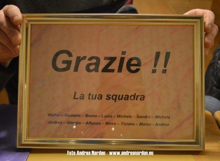 Grazie Sindaco Ugo Grisenti