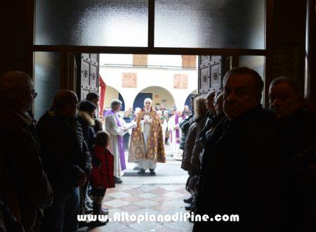 Giubileo della Misericordia: porta Santa di Montagnaga