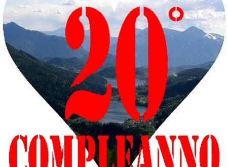 20 anni del sito di Piné