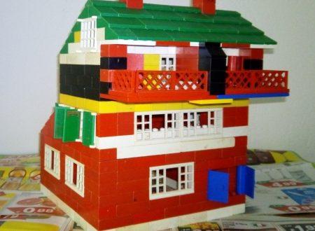 Lego: i mattoncini che fanno parte della mia storia.