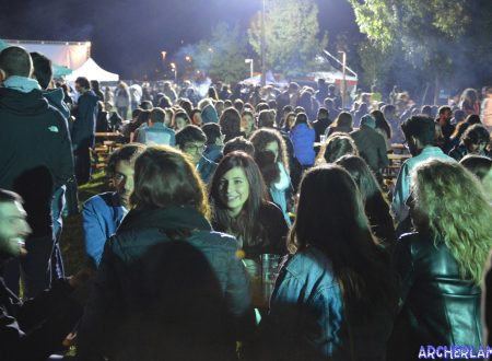 Compleanno (falso) festeggiato al Poplar Festival