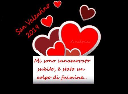 San Valentino… ah l'Amore